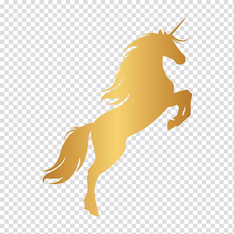 Unicorn Horn Mustang Gold Portable Network Graphics, unicorn.