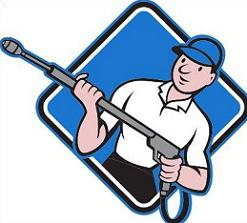 Pressure Washer Clipart.
