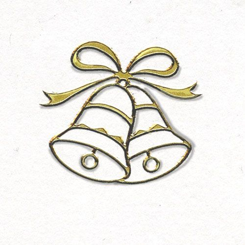 Gold wedding bells clipart 3 » Clipart Portal.