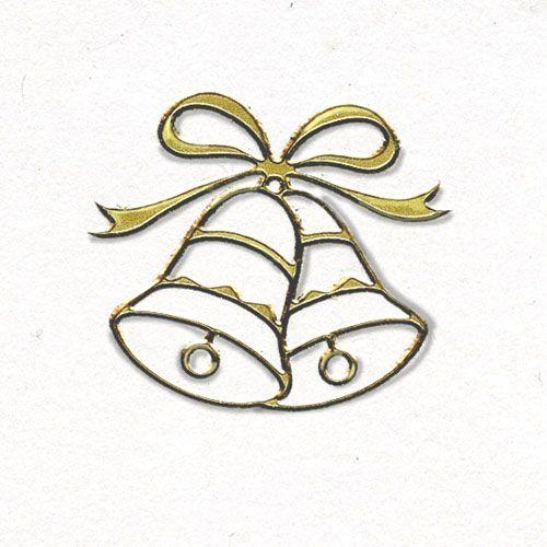 Gold wedding bells clipart 3 » Clipart Portal.