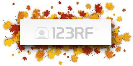 4,449 Golden Autumn Leaves Stock Vector Illustration And Royalty.