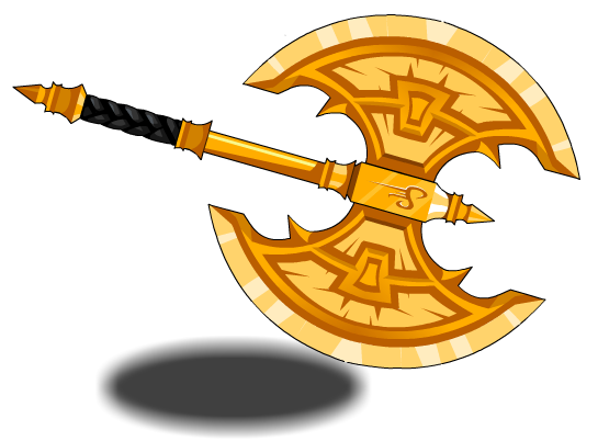 Axe clipart golden axe, Axe golden axe Transparent FREE for.