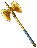 Golden axe.