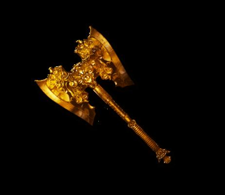 Golden Axe Relic.