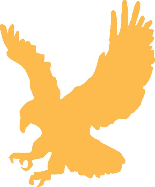 Gold Eagle Clip Art at Clker.com.