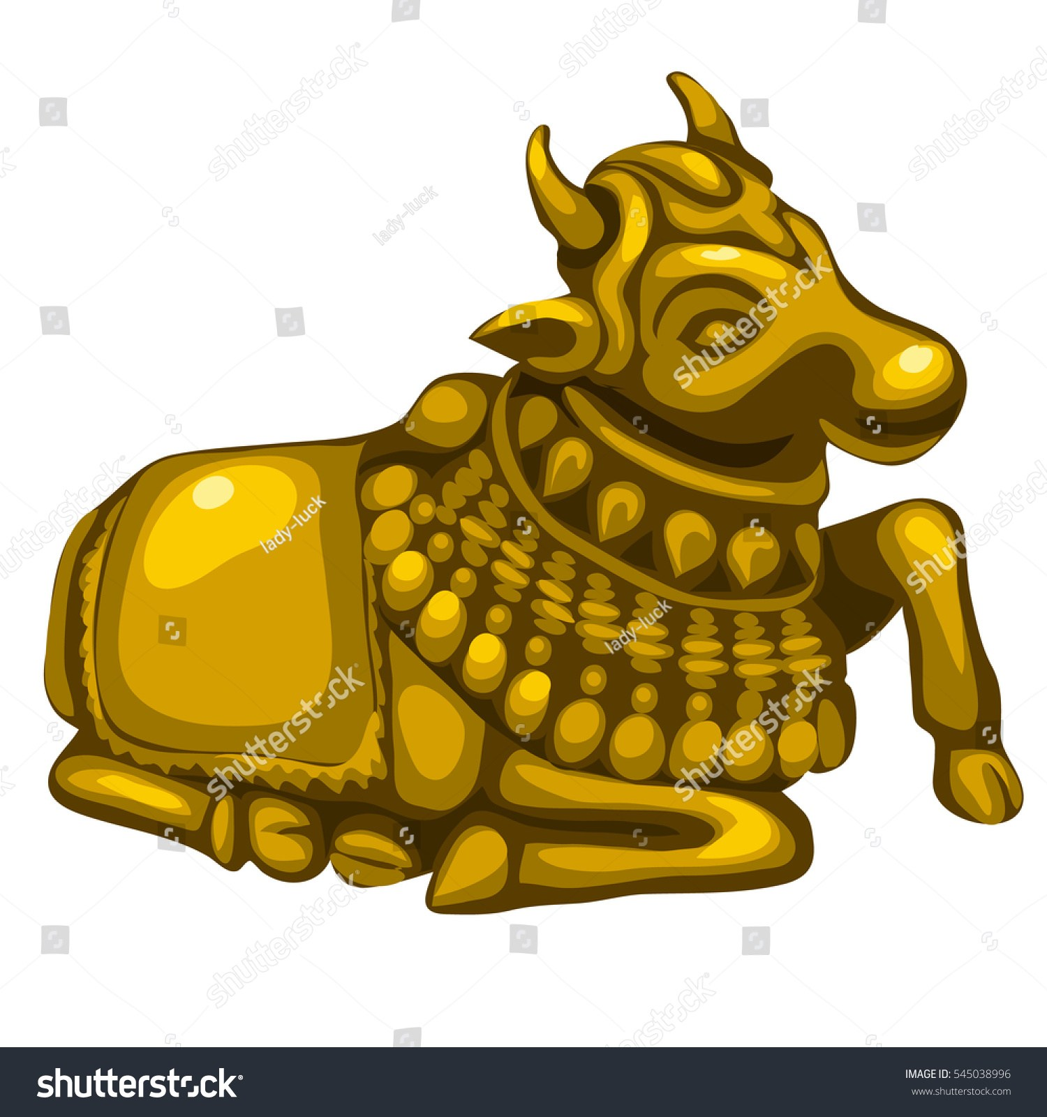 Golden calf clipart 8 » Clipart Portal.