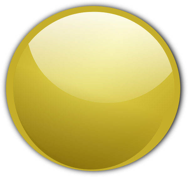 Gold Circle Button Clip Art at Clker.com.