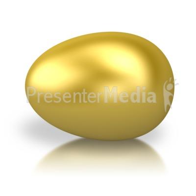 Golden Egg Clipart.