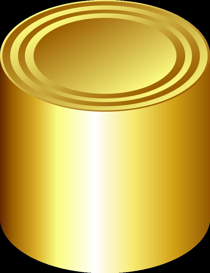 Golden clipart.