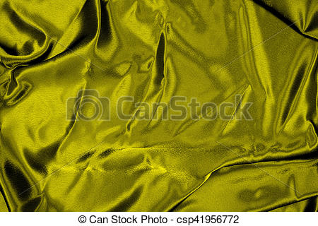 Picture of gold fabric cloth background texture csp41956772.