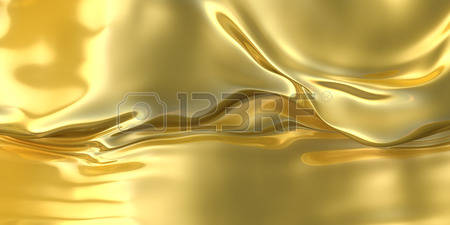 Golden cloth background clipart #17