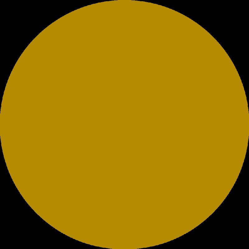 Gold colour clipart.