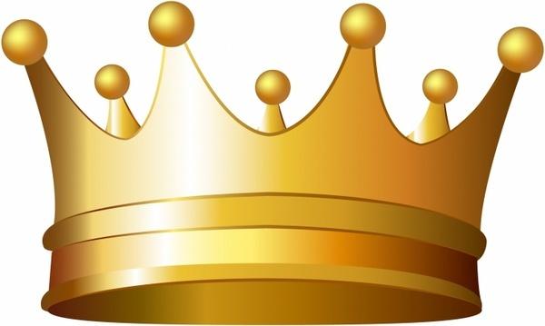 Golden crown clip art free vector download (212,806 Free vector.