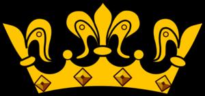 Gold Crown Clip Art at Clker.com.