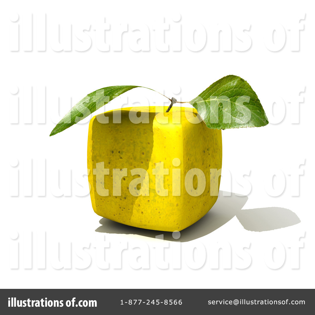 Golden Delicious Apple Clipart #79060.