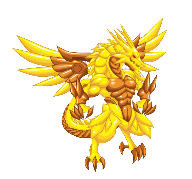 Gallery For > Gold Dragon Clipart.