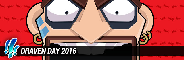 Surrender at 20: DRAVEN DAY 2016.