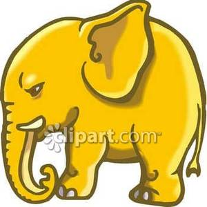 Golden Elephant.