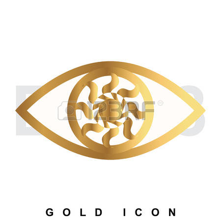 2,430 Golden Eye Stock Illustrations, Cliparts And Royalty Free.