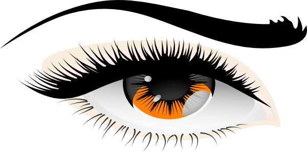 More Golden Eyes Clip Art at Clker.com.