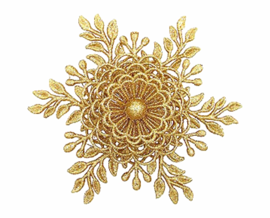 Golden Floral Border Png Image Transparent Portable Network.