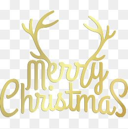 Merry Christmas, Christmas Fonts, Fonts, Font Design PNG.