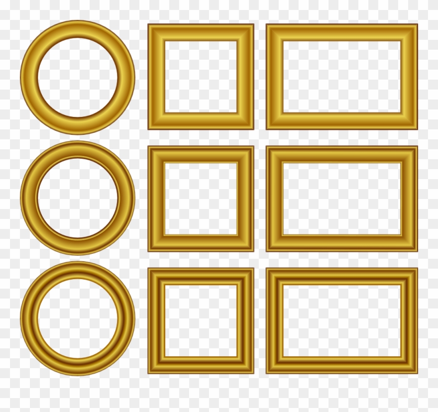 Download Gold Frame Vector Free Download Clipart Clip.
