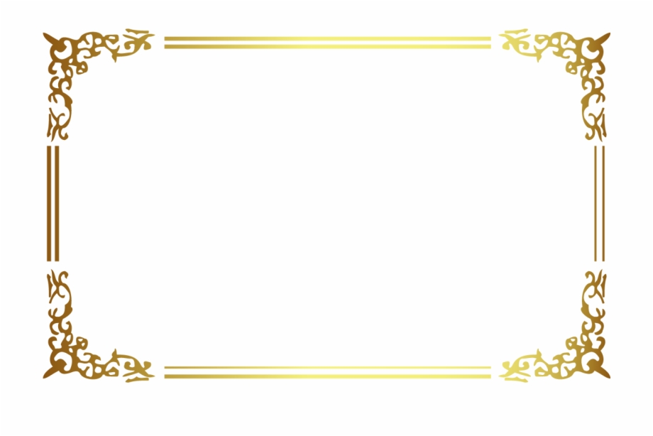 Golden Frame Ancient Icon Free Download Image Clipart.