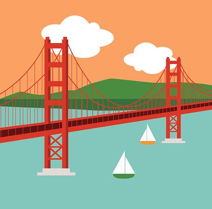 Golden Gate Bridge Clipart & Golden Gate Bridge Clip Art Images.