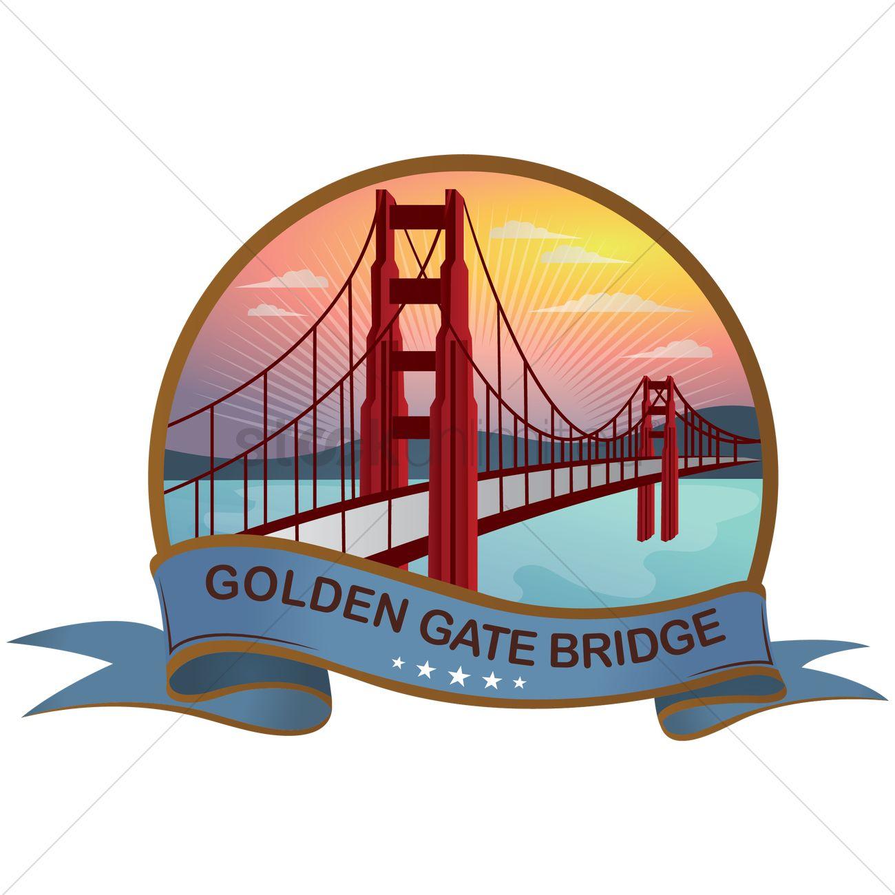 Golden Gate Bridge Drawing Clip Art at GetDrawings.com.