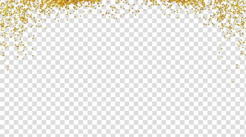 Yellow and orange dots decor, Glitter Gold Desktop , gold.