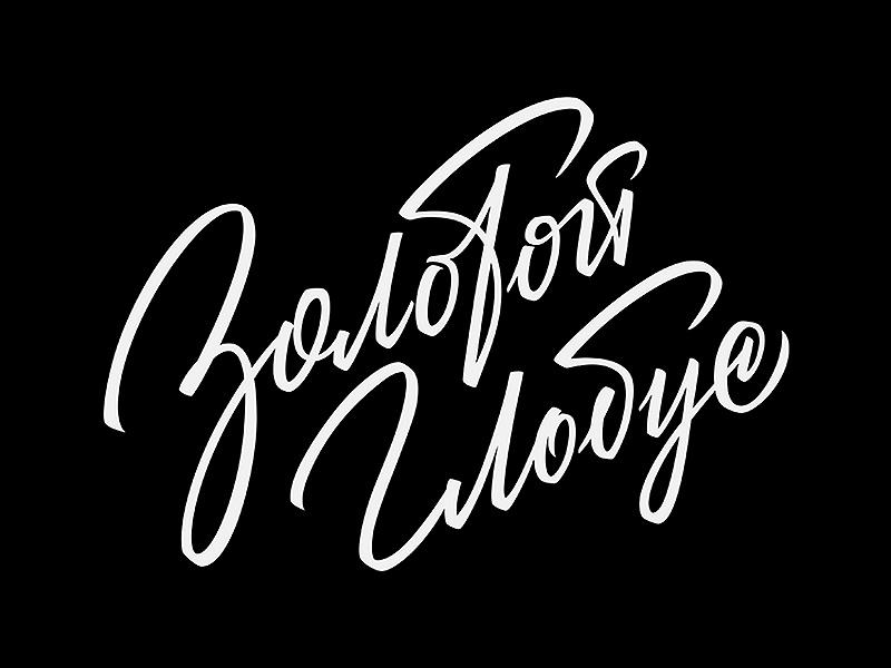 Golden Globe Logo by Ludmila on Dribbble.