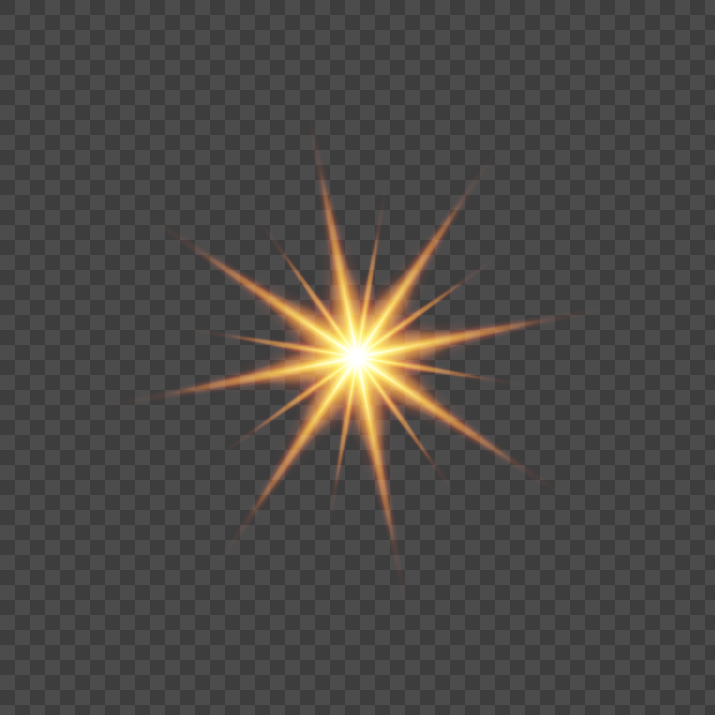 Golden Glow Light Effect PNG Free Download searchpng.com.