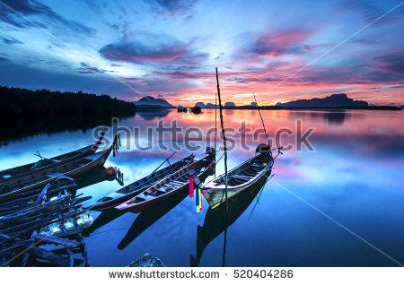 Fisherman Stock Photos, Royalty.