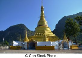 Golden pagoda Illustrations and Stock Art. 165 Golden pagoda.