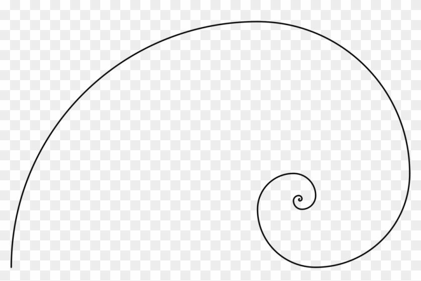 Golden Spiral Fibonacci Number Golden Ratio Golden.