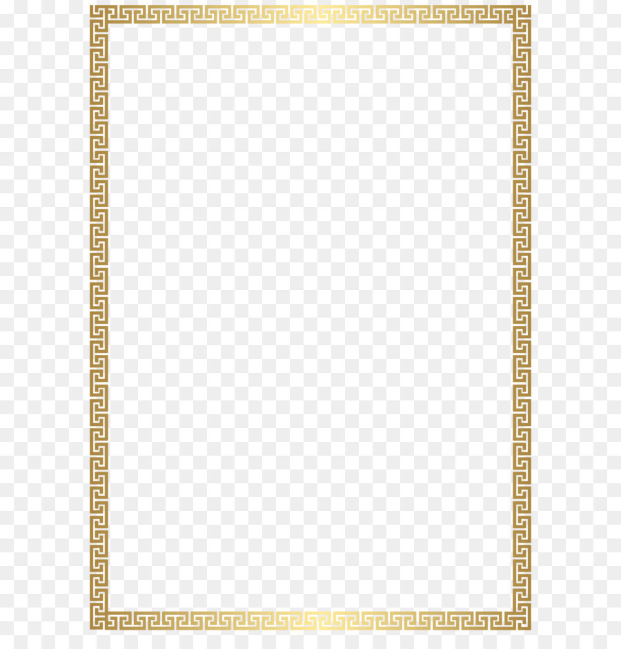 Rectangle Gold.