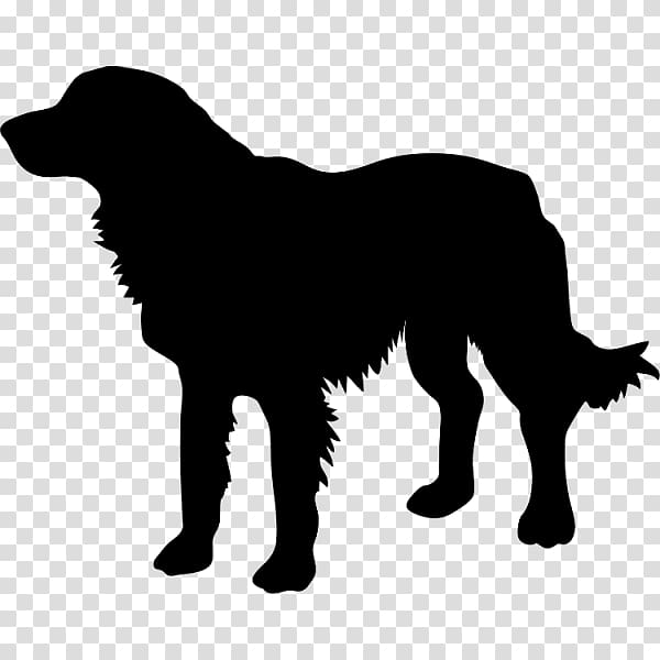 Dog illustration, Golden Retriever Labrador Retriever.