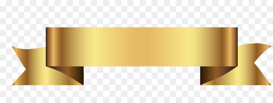 Gold Ribbon Background clipart.