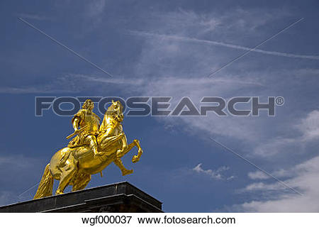Picture of Germany, Saxony, Dresden.