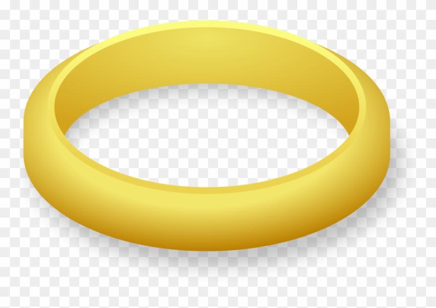 This Free Clip Arts Design Of Wedding Ring.