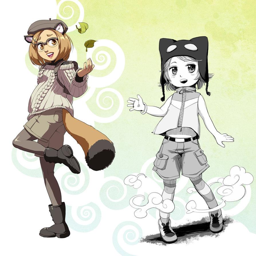 OVA RPG x Golden Sky Stories by nikogeyer on DeviantArt.