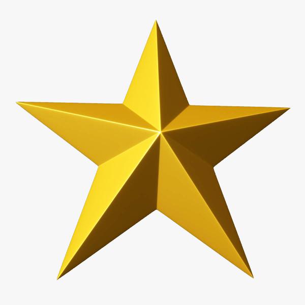 Gold Star Clip Art & Gold Star Clip Art Clip Art Images.