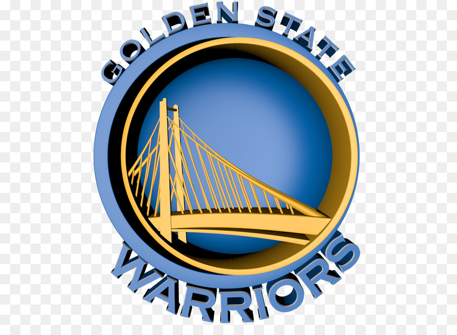 Golden State Warriors Logo clipart.