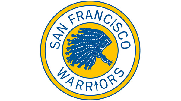 Meaning Golden State Warriors logo and symbol.