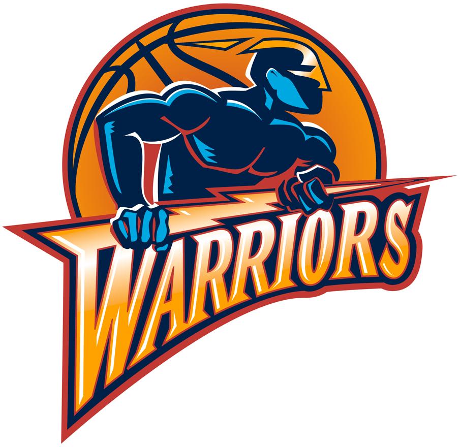 Golden State Warriors Primary Logo.