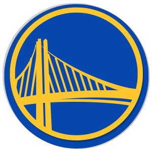 Warriors Word Logo Clipart.