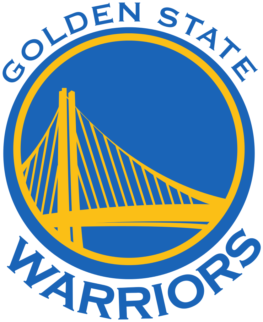 Golden State Warriors Logo transparent PNG.