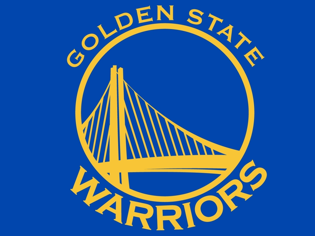 Golden State Warriors Logo Drawing.