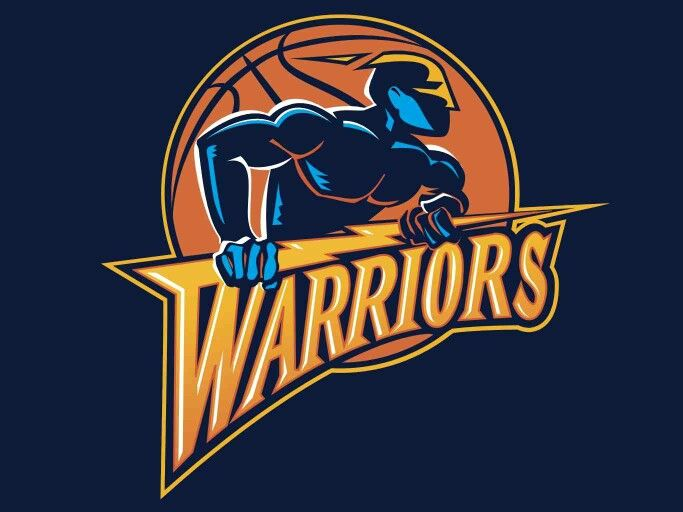 Golden state Warriors old logo.